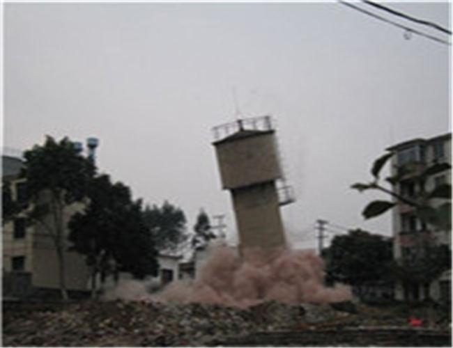 石首烟囱拆除公司欢迎您