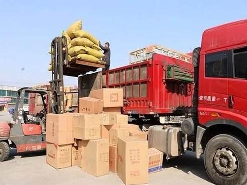 欢迎发货凤阳县到合肥物流公司快递几天