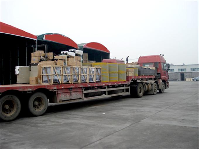 中山物流到平度市货运专线搬家托运