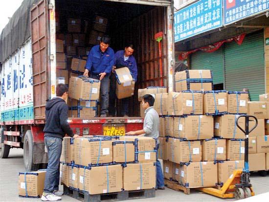中山物流到滨州货运专线搬家托运