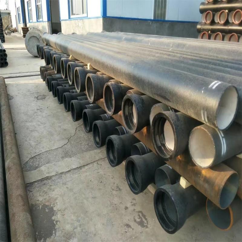 淮南市政給水DN200球墨鑄鐵管廠家在線報價
