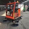 驾驶式扫地机现货 物业工业环卫街道扫地车 封闭式自动扫地机