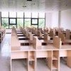 濟源共享自習室隔斷桌-明輝家具-屏風式工位桌