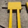 水泥警示牌河道危險警示牌恒遠廠供應承德