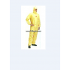 C级防护服带帽连体服,杜邦™ Tychem® C级化学防护服